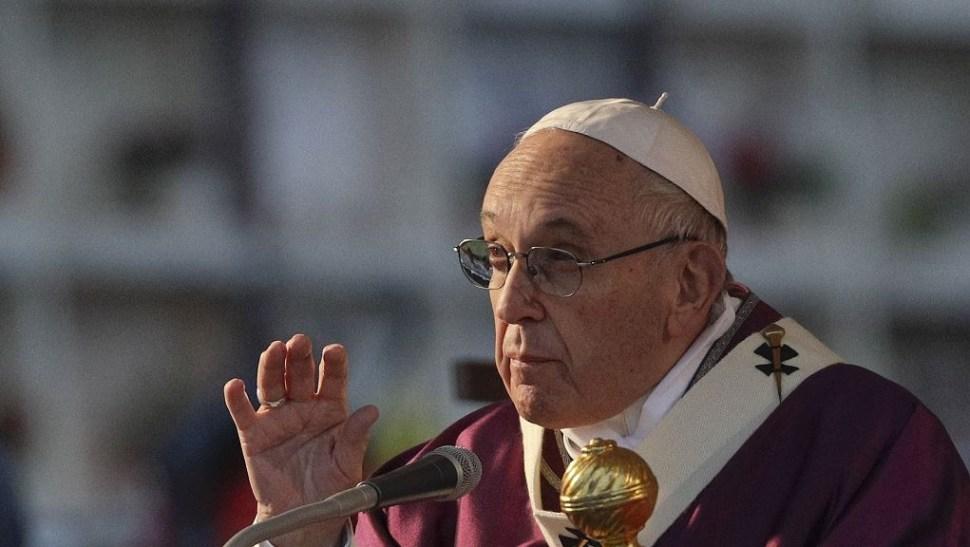 Vaticano -2013-11-10 - Papa Francisco celebra el día de ...