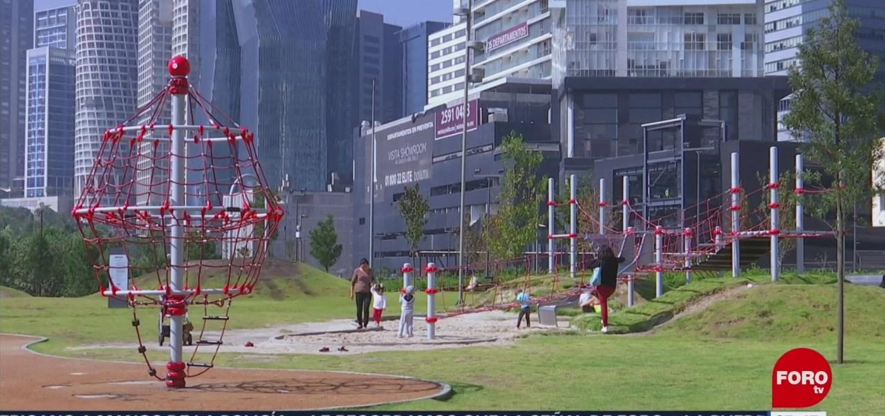 Parque La Mexicana celebra su primer aniversario
