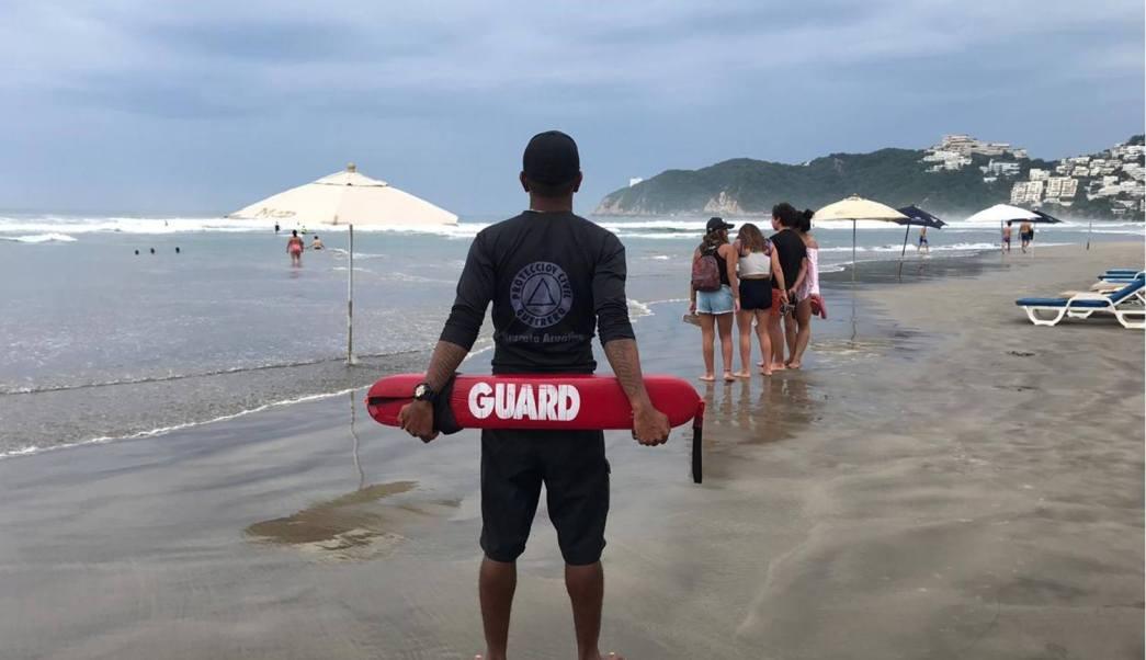 Clima Guerrero hoy; refuerzan vigilancia por alto oleaje