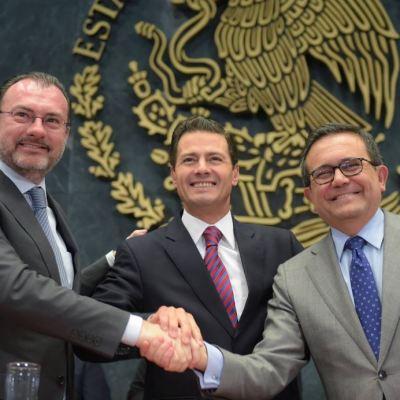 T-MEC deja bases sólidas de estabilidad y de certeza para los inversionistas: EPN