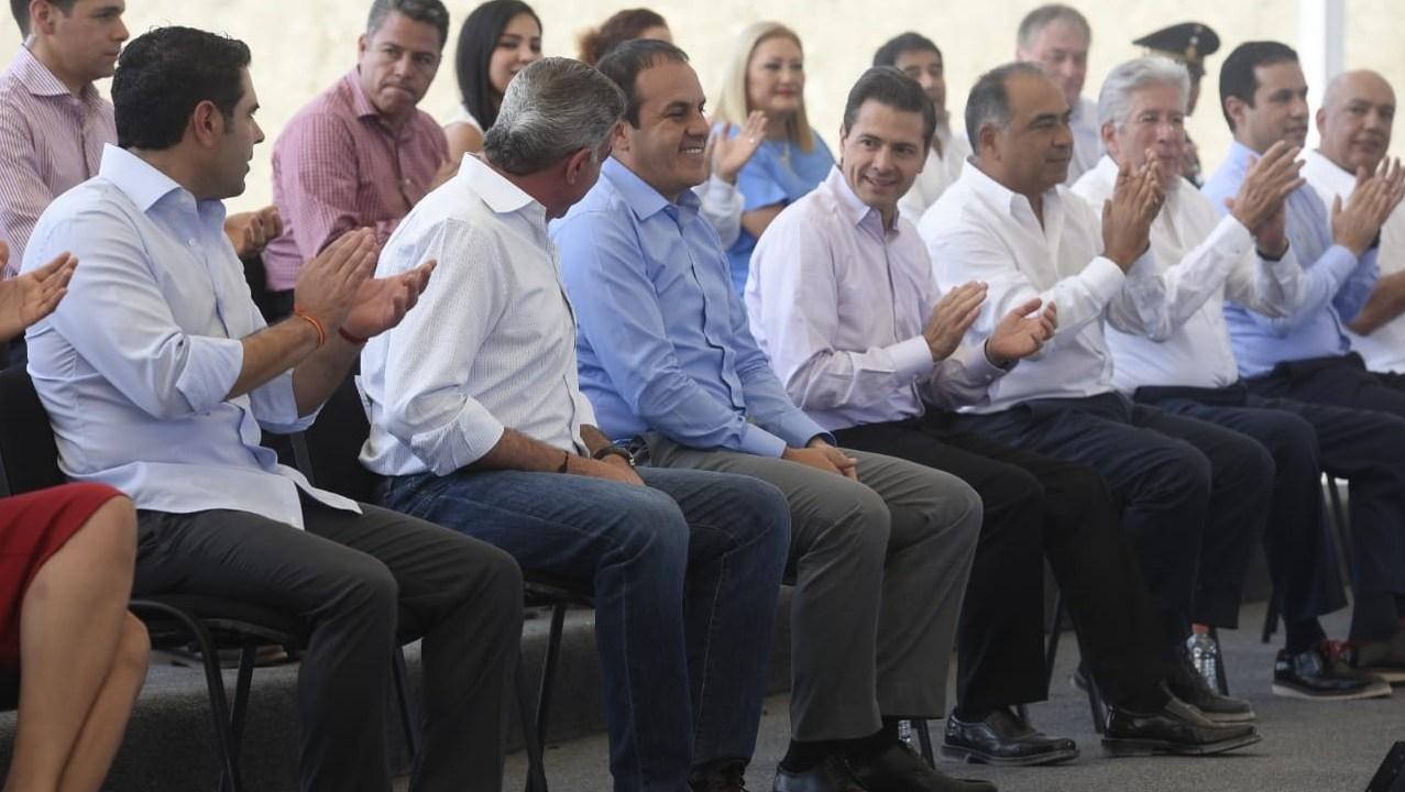Peña Nieto aplaude labor de la Policía Federal