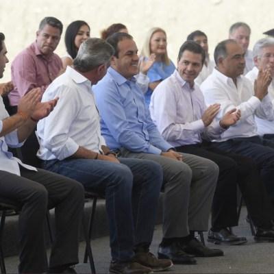 Peña Nieto aplaude labor de la Policía Federal en Tijuana