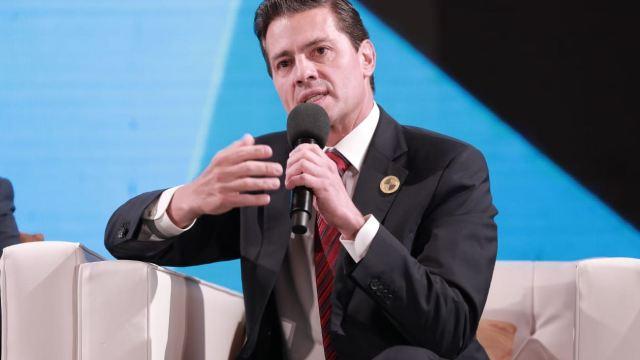 Peña Nieto aboga por los derechos y obligaciones de migrante