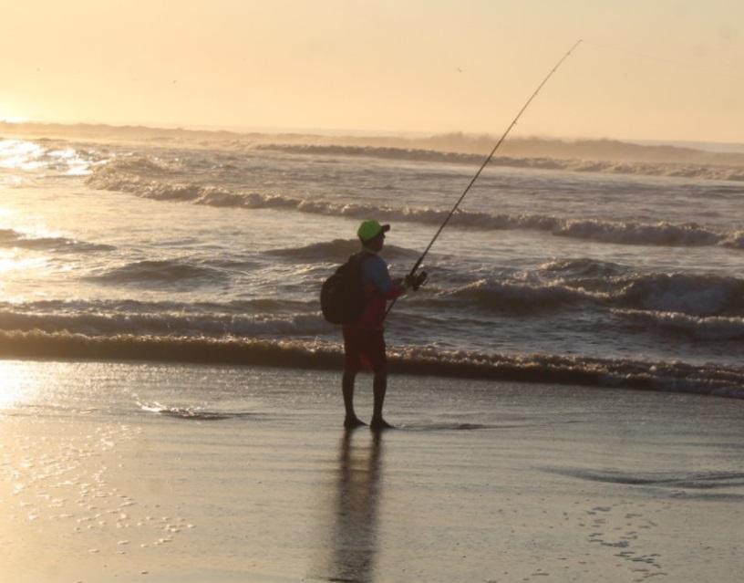 Coyuca de Benítez, Guerrero, realiza pesca de róbalo