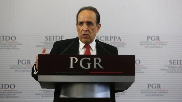 PGR: Riesgo juicios contra colaboradores de Javier Duarte