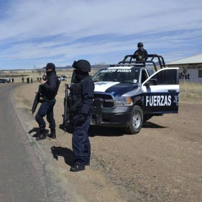 Reportan tres ataques a policías de Chihuahua en las últimas horas