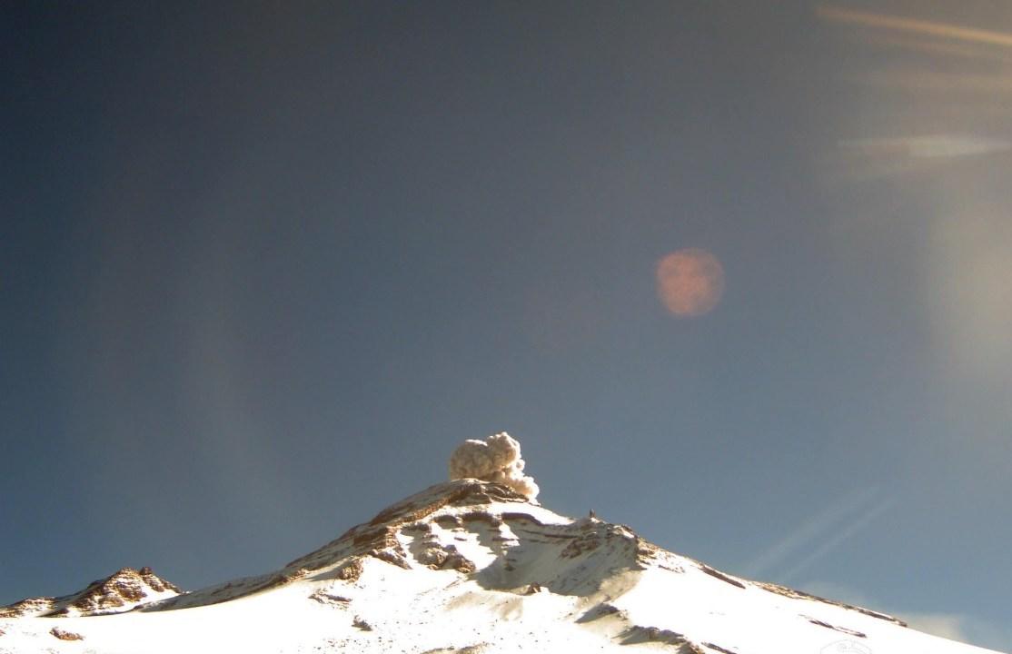Volcán Popocatépetl: Reportan actividad nocturna de 'Don Goyo'