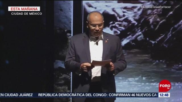 Pozo de petróleo 'Ixachi' es más grande a lo estimado: Carlos Treviño