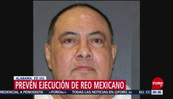 Prevén Ejecución Reo Mexicano Texas EU