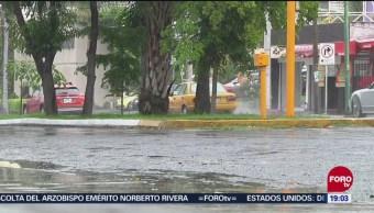 Pronostican Fuertes Lluvias Colima Tormenta Tropical 'Xavier'