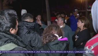 Protestan en Tijuana contra llegada de caravanas de migrantes