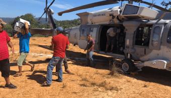 Oaxaca sigue en emergencia por daños de la tormenta Vicente