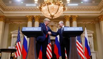 Trump y Putin se reunirán en el G20, en Argentina: Lavrov