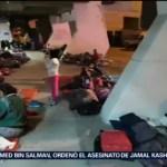Querétaro apoya a migrantes durante su trayecto a EU