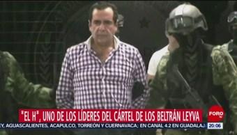 Héctor Beltrán Leyva fue considerado uno de los líderes del cártel de 'Los Beltrán Leyva'