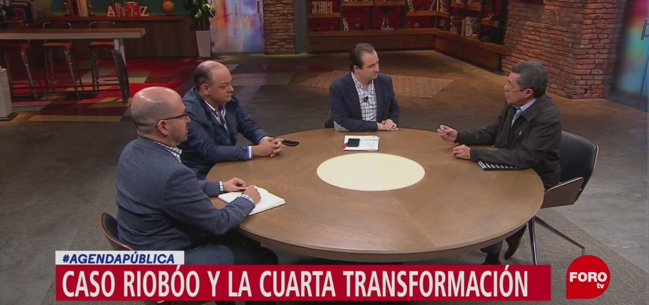 Reacomodo de fuerzas en México con la cuarta transformación