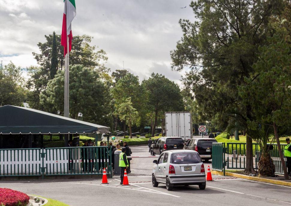 Remodelan Residencia Oficial de Los Pinos; será transformado en un museo integrado al Bosque de Chapultepec (Notimex)