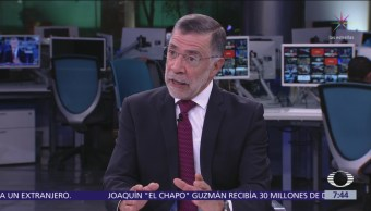 René Delgado: La administración de Peña Nieto duró solo dos años