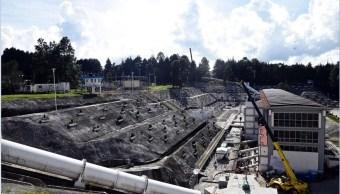 Reparación en Sistema Cutzamala concluye la tarde de martes