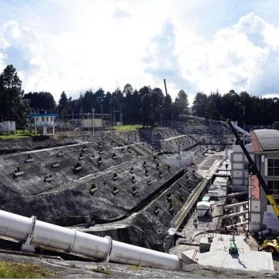 Reparación del Sistema Cutzamala falla y se extiende el megacorte