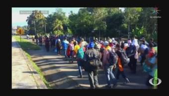 Repatriarán Migrantes Ingresaron Chiapas Este Miércoles