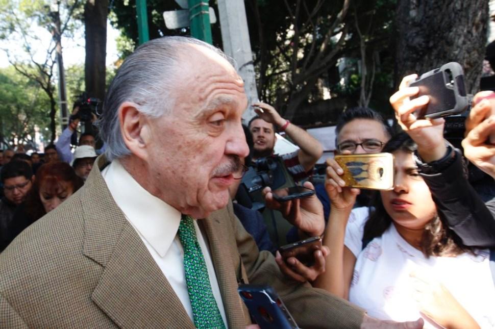 Rioboó dice que AMLO no buscará a MITRE