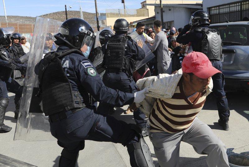 inm deportara centroamericanos frontera eu