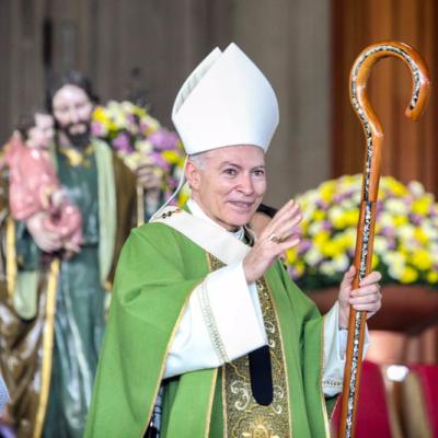 Cardenal Aguiar Retes pide que caridad se interponga al egoísmo
