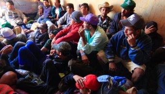 centroamericanos que ingresaron mexico miercoles seran repatriados