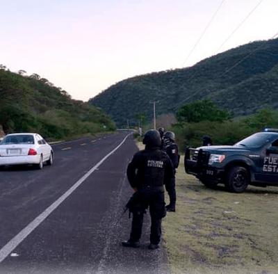 Refuerzan seguridad en tramos carreteros en Chilpancingo, Guerrero