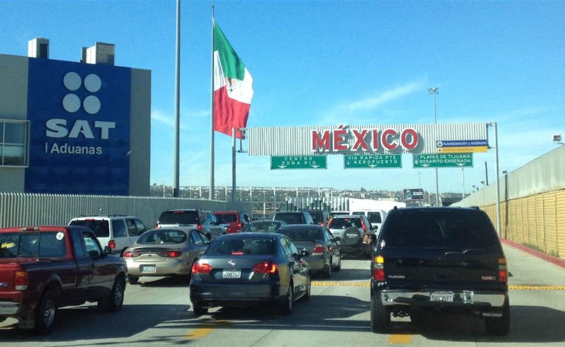 Resultado de imagen para MERCANCIA QUE PUEDEN CRUZAR A MEXICO SIN PAGAR IMPUESTOS