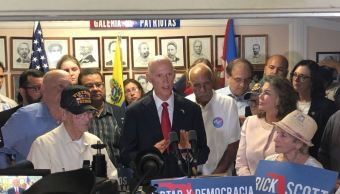 Republicano Rick Scott confirma victoria en Florida