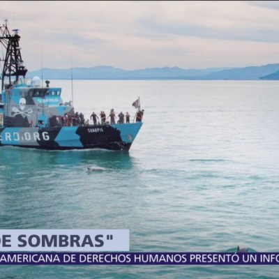 'Sea of Shadows', documental sobre vaquita marina, seleccionado en Sundance
