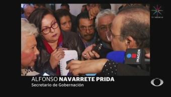 Segob Reconoce Aún Practica Tortura México
