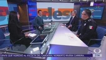 Seguridad en México, militares y policías, análisis en Despierta