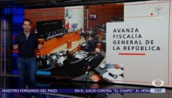 Senado aprueba dictamen para crear Fiscalía General de la Nación