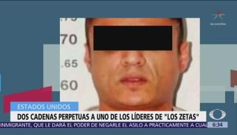 Sentencian en Texas a sobrino de líderes de 'Los Zetas'