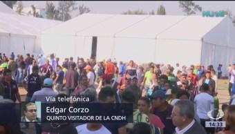 Siguen desaparecidos cien migrantes centroamericanos en Veracruz