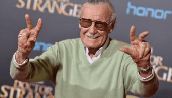Stan Lee. (AP, archivo)