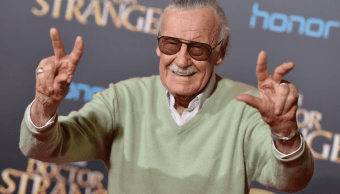 Stan Lee. (AP, archivo)