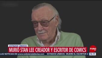 Stan Lee, el creador de Spider-Man o Hulk, muere en Los Ángeles