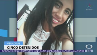 Suman 5 detenidos por asesinato de Valeria Cruz, hija de diputada federal