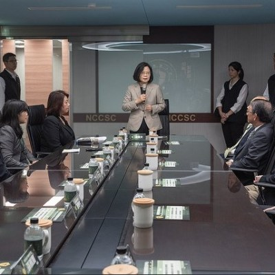 Taiwán combate noticias falsas con centro de seguridad cibernética
