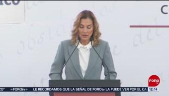 Tenemos que quitarnos la amnesia histórica, dice Beatriz Gutiérrez