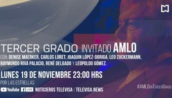 Tercer-Grado-AMLO-Noticieros-Televisa-En-Vivo-Hora-Fecha