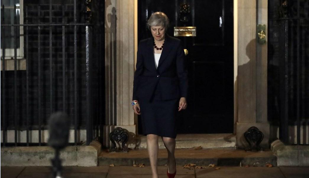 Gobierno británico respalda el acuerdo del Brexit