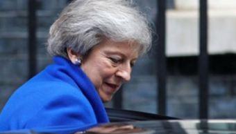 may ultima acuerdo de brexit con consenso frontera irlandesa