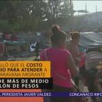 Tijuana pide declaratoria de emergencia ante ONU por crisis de migrantes