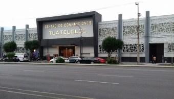 rina en centro de convenciones tlatelolco deja siete lesionados