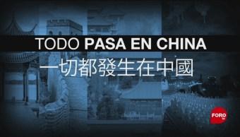 Todo pasa en China: Le ponen la araña a la Policía